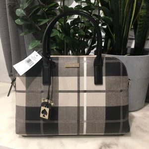 Kate Spade Small Rachelle in Pumice Multi NWT